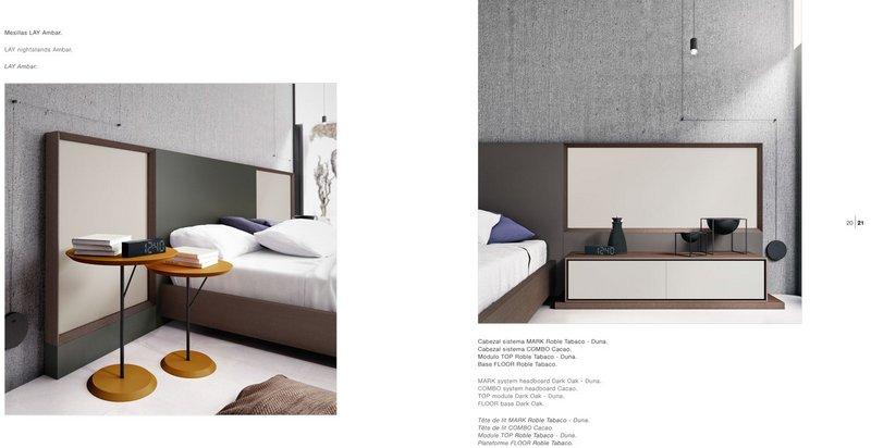 Detalles del dormitorio