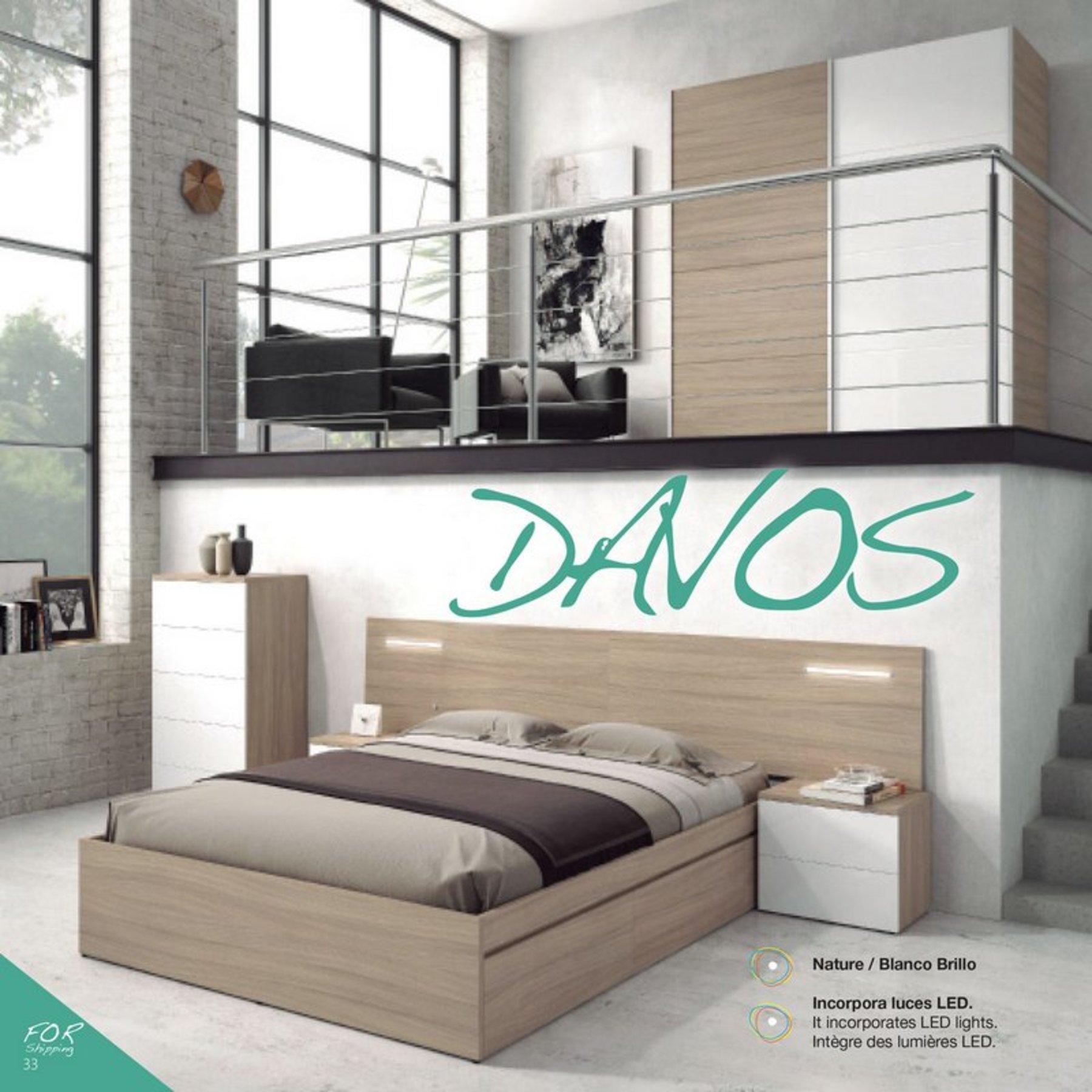 Dormitorio Davos