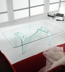 Mesa cristal ARAK