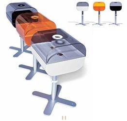 Mesa cargador móviles