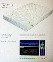 Vista colchón Kamur