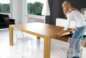 Extendiendo la mesa