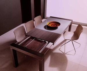 Detalle extensión mesa