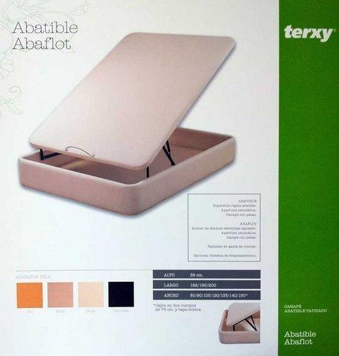 Muebles Kit - Canapé abatible tela Abaflot - Mkit
