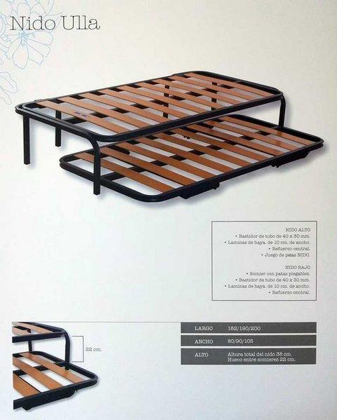 Muebles Kit - Nido Ulla - Mkit