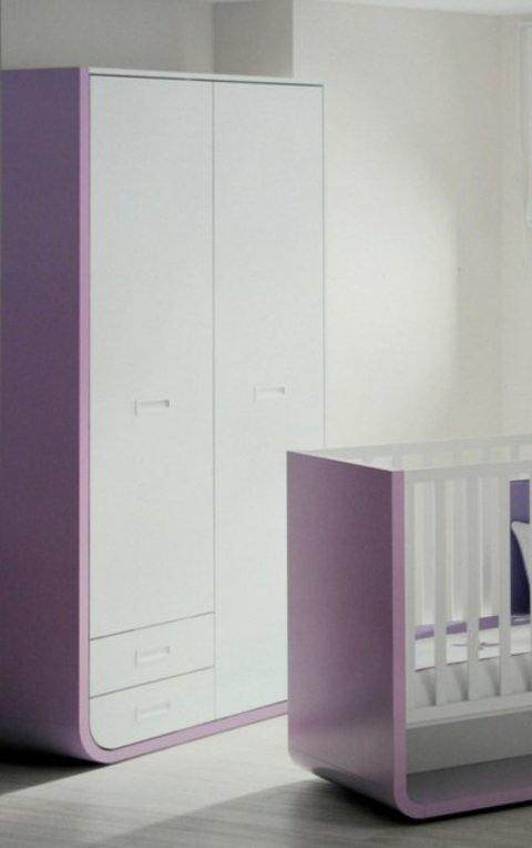 Muebles Kit - Armario infantil curvo - Mkit