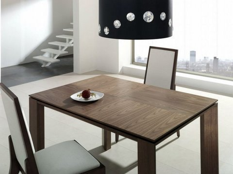 muebles kit mesa comedor vega tapa madera mkit