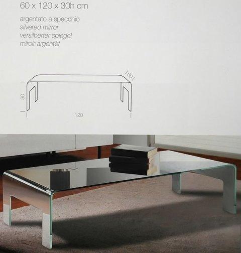 Muebles Kit - Mesa de centro PITAGORA - Mkit