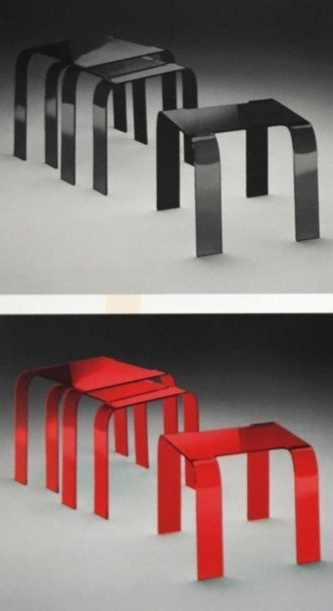 Muebles Kit - Mesas auxiliares nido QUI QUO QUA - Mkit