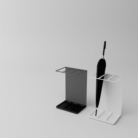 Muebles Kit - Paragüero minimalista