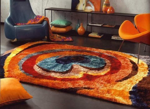 Muebles Kit - Alfombra Funky - Mkit