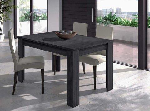 Muebles Kit - Mesa comedor Practico ceniza - Mkit