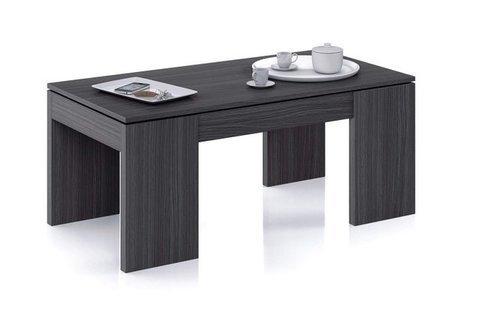 Muebles Kit - Mesa centro Flow gris ceniza - Mkit