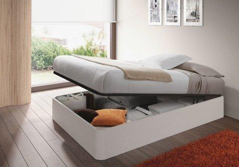 Cama canap elevable 135x190 brillo - Sofas gijon ...