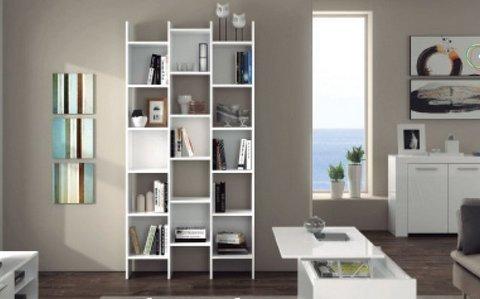 Muebles Kit - Librería Macao alta - Mkit
