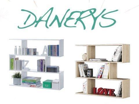 Muebles Kit - Librerias Danerys bajas - Mkit