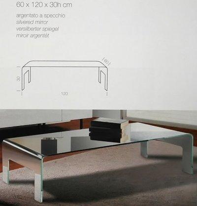 Mesa de centro PITAGORA