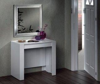 Mesa consola Funzionale blanca