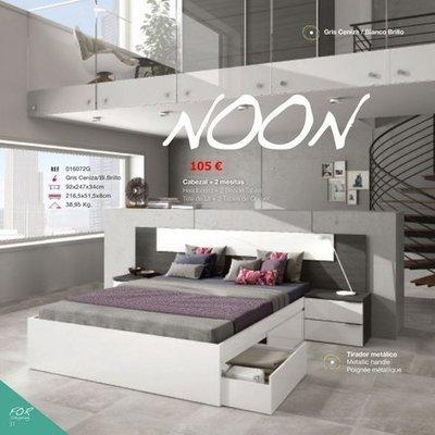 Dormitorio Noon