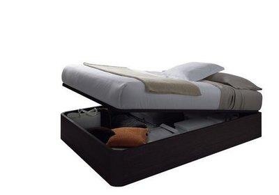 Canapé abatible con somier para dormitorio Serenity