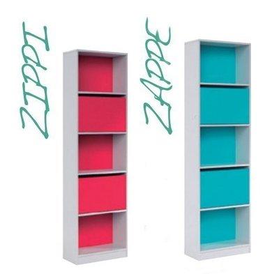 Librerías Zippi y Zappe