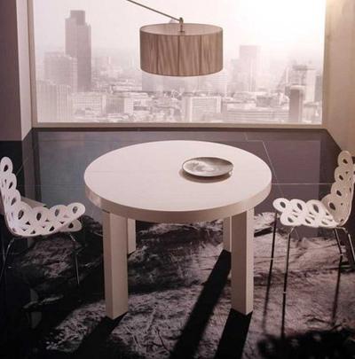 Mesas de comedor y sillas
